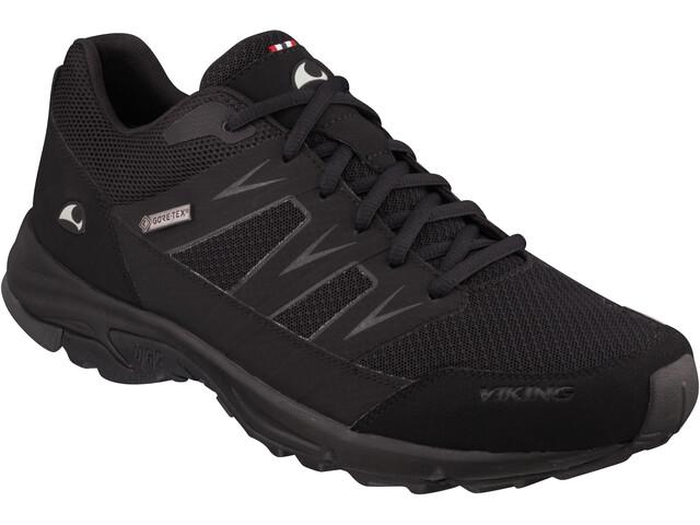 Viking Footwear Vidder GTX Chaussures Homme, black/charcoal